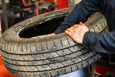Tyre and Wheel Services